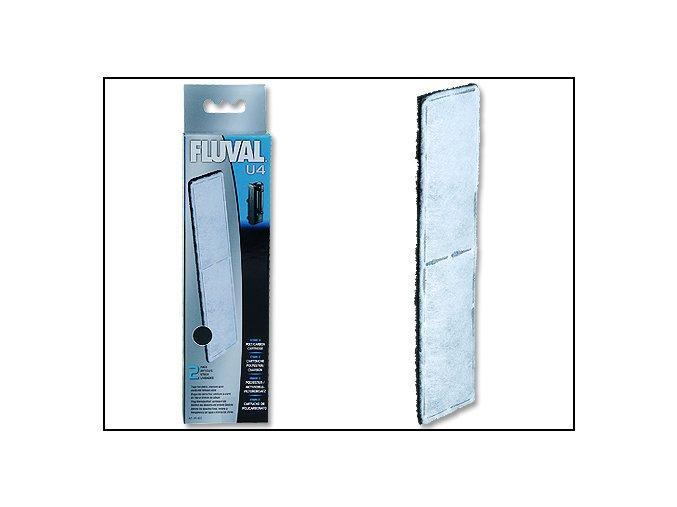Náplň vata uhlíková FLUVAL U4 2 ks