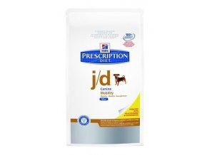 Hill's Canine J/D Dry Mini 2 kg