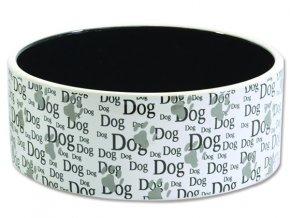 Miska DOG FANTASY keramická potisk Dog 16 cm
