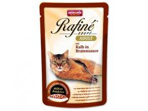 Kapsička ANIMONDA Rafine soupe telecí v omáčce 100 g