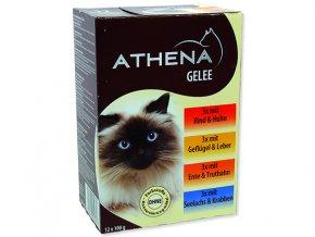 Kapsičky ATHENA Jelly multipack 1200 g