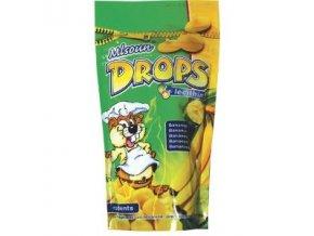 Mlsoun Drops Banán 75 g