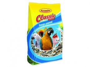 AVICENTRA standart pro velké papoušky 800 g