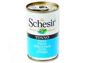 Schesir konzerva Cat tuňák 140g