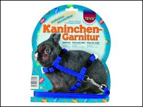 Postroj TRIXIE pro králíky s vodítkem