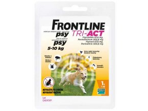 Frontline TRI-ACT spot-on dog S 1 x 1ml