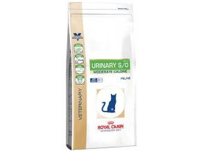 Royal Canin VD Cat Dry Urinary S/O Moderate Calorie