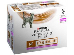Purina PPVD Feline - NF Renal Funct. Salmon kapsička 85 g