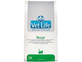 Vet Life Natural Feline Dry Renal