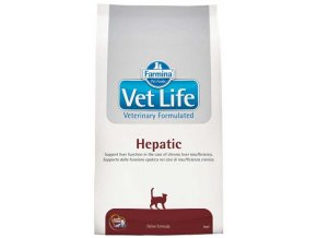 Vet Life Natural Feline Dry Hepatic