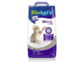 Podestýlka Biokat´s Micro Classic 7 l