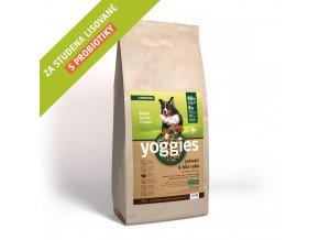 Yoggies - Jehněčí a bílá ryba 15 kg