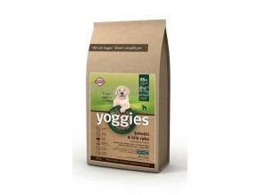 Yoggies - Jehněčí a bílá ryba 20 kg