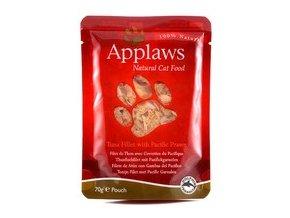 Applaws kapsička Cat 70g tuňák a tygří krevety