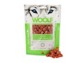 WOOLF Lamb Chunkies 100g