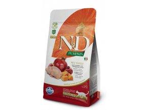N&D Grain Free Cat Adult Pumpkin Neutered Quail & Pomegranate