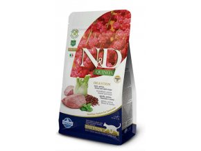 N&D Grain Free Cat Adult Quinoa Digestion Lamb