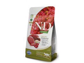 N&D Grain Free Cat Adult Quinoa Urinary Duck & Cranberry