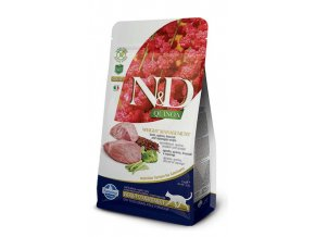 N&D Grain Free Cat Adult Quinoa Wieght Managment Lamb