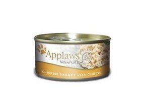 Applaws konzerva Cat kuřecí prsa a sýr