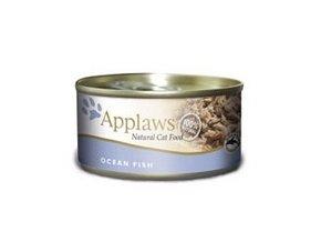 Applaws konzerva Cat mořské ryby