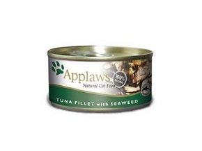 Applaws konzerva Cat tuňák a mořské řasy