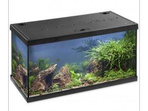 Akvárium set EHEIM Aquastar LED černé 54 l