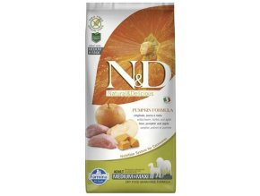 N&D Grain Free Dog Adult M/L Pumpkin Boar & Apple