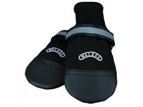 Boty pro psy TRIXIE Comfort černé