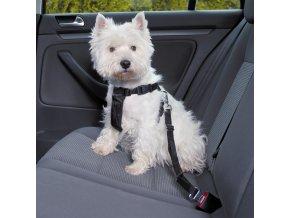 Postroj TRIXIE bezpečnostní do auta XS