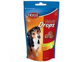Dropsy TRIXIE Dog čokoládové