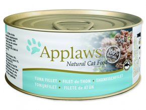 Applaws Konzerva Cat Tuna Fillet & Cheese 70g