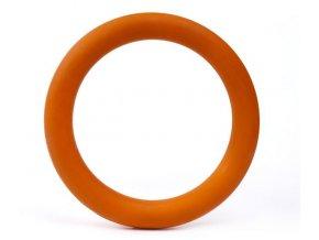 Kroužek 16,5 cm, odolná (gumová) hračka z tvrdé gumy