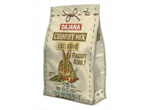 COUNTRY MIX EXCLUSIVE Králík