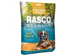 Pochoutka RASCO Premium kolečka z kuřecího masa 230g