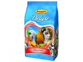 AVICENTRA delux krmivo pro velké papoušky 1kg
