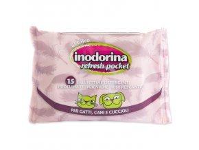 Ubrousky INODORINA Baby Powder 15ks