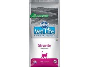 Vet Life Natural Feline Dry Struvite