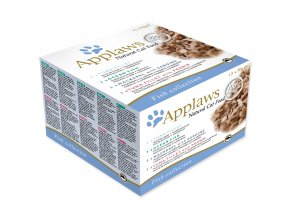 Konzervy APPLAWS Cat Fish Selection multipack 840g