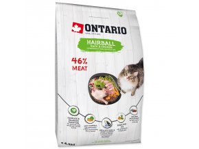 ONTARIO Cat Hairball 6,5kg
