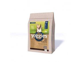 yoggies hypoalergenni minigranule s kozím masem