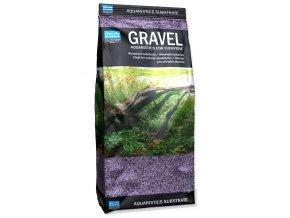 Písek AQUA EXCELLENT 1,6-2,2 mm svítivě fialový