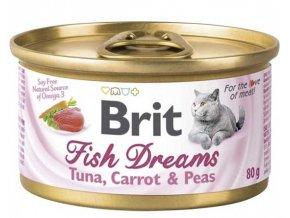 brit care fish dream tunak mrkev