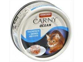 ANIMONDA Carny Ocean - tuňák + mořské plody 80g