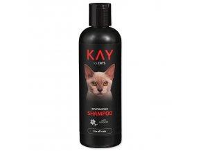 Šampon KAY for CAT pro obnovu srsti 250ml