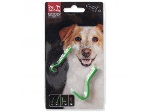 Háček na klíšťata DOG FANTASY plastový 2 velikosti