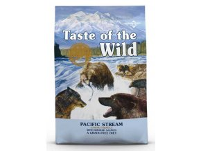 taste wild pacific stream