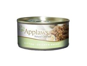 Applaws konzerva Cat Kitten kuře 70 g