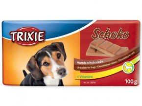 Čokoláda TRIXIE Dog čokoládová 100g