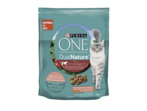 Purina one losos brusinky 750g